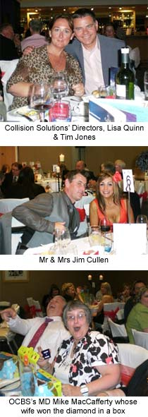 Collision Solutions & One Call Business Services Staff