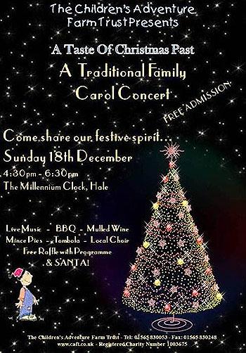 CAFT Carol Concert